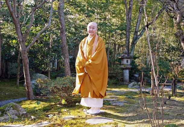 TO GO WITH STORY: LIFESTYLE-JAPAN-BUDDHI