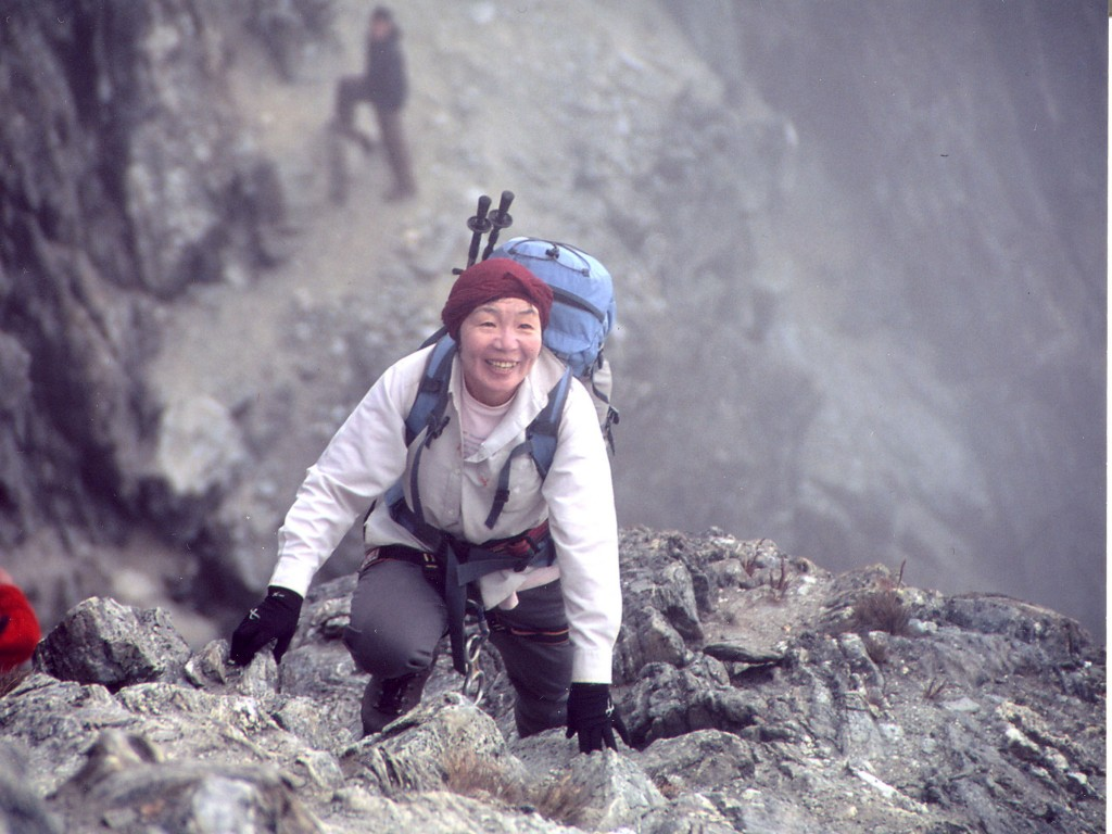 Junko Tabei The First Woman To Climb Mount Everest