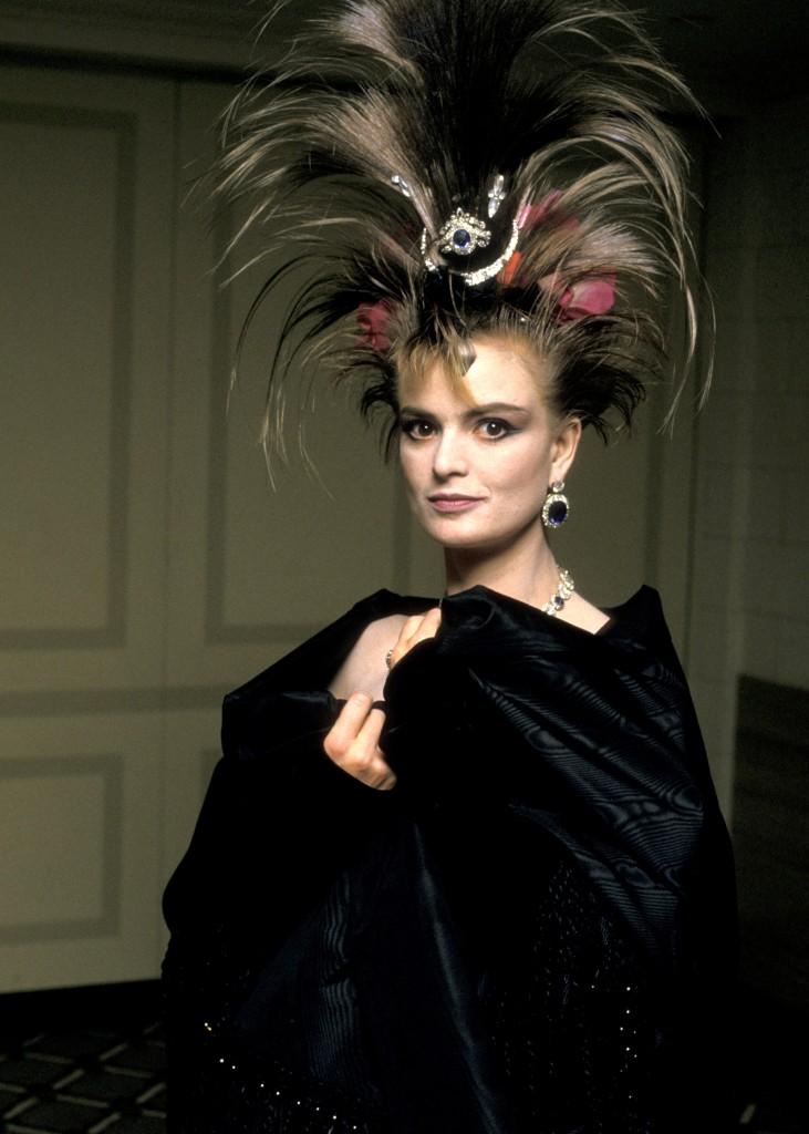 Princess Gloria von Thurn und Taxis (Photo by Ron Galella/WireImage) *** Local Caption ***