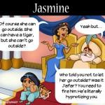 Jasmine-mom