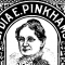 Lydia Pinkham, the first woman to user her image to sell merchandise