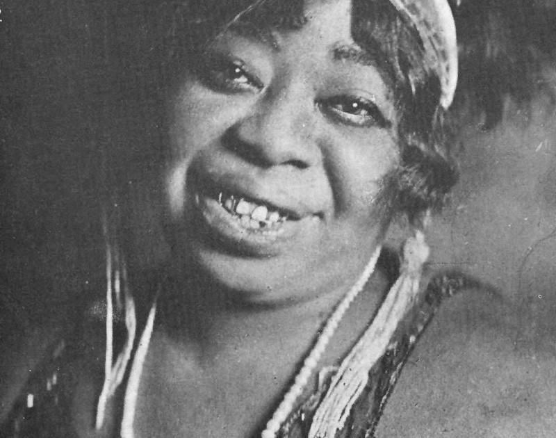 Ma Rainey: The Mother of the Blues