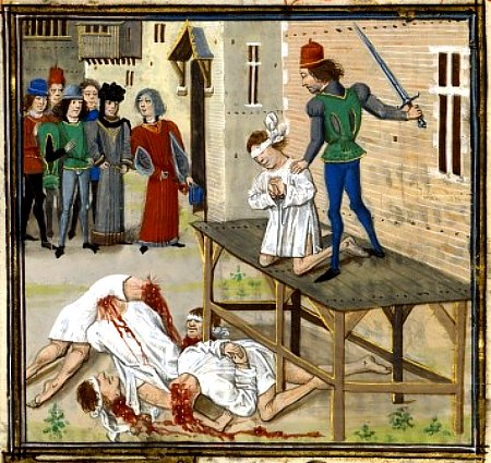 Execution-Clisson