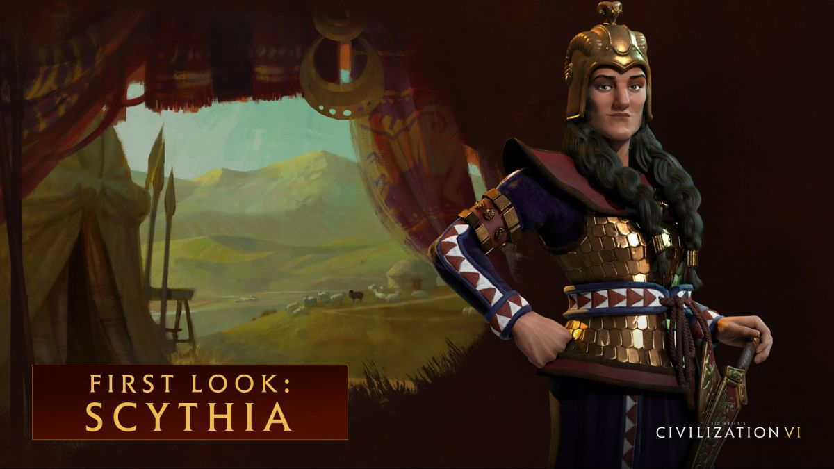 Civilization games introduce Tomyris as playable character