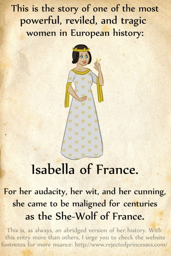 Isabella Of France The She Wolf Of France