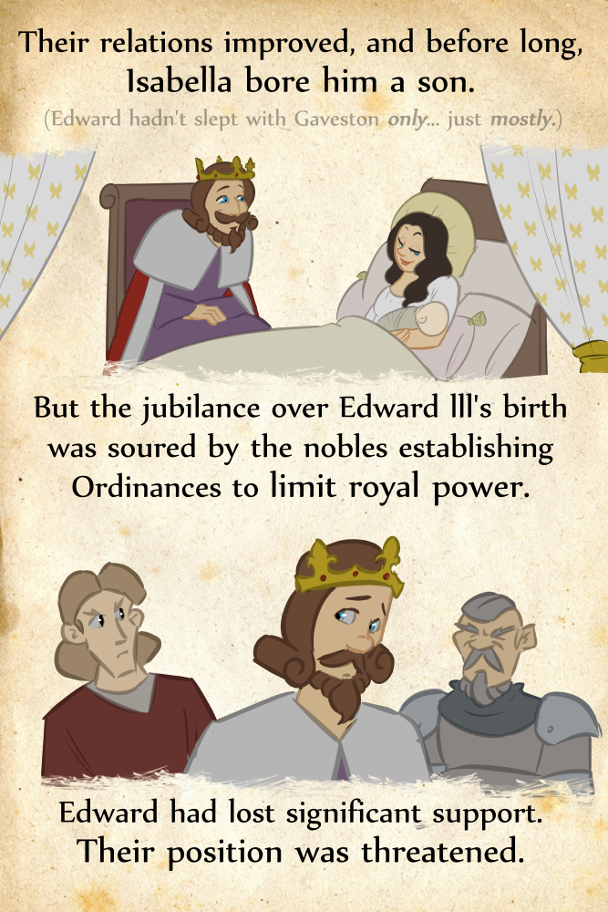 "How History's 'Knightfall' Portrays Isabella Becoming the ""She"