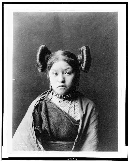 The Origins Of Princess Leias Hairstyle