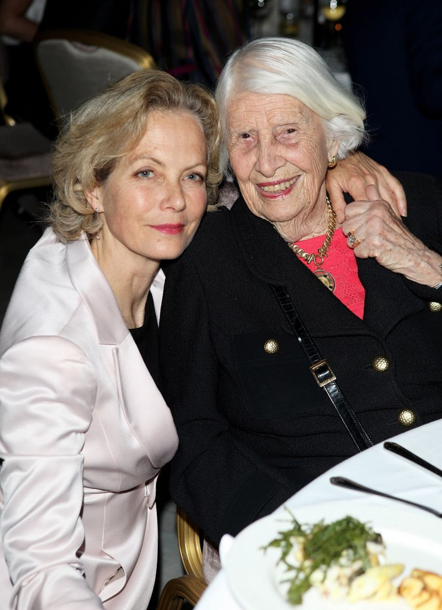 Blanche Blackwell, muse for James Bond's creator, dies at 104