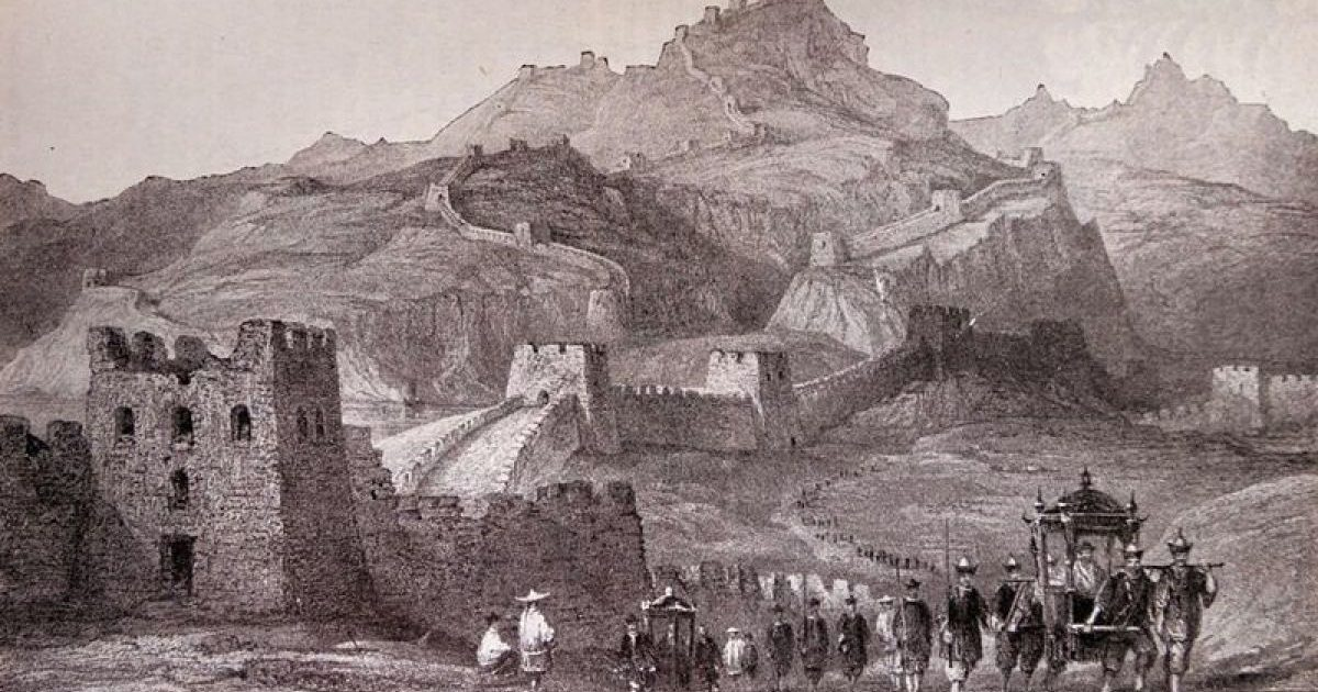 great wall china term paper Great wall of china the great wall is one of the largest building construction projects ever completed it stretches across the mountains of northern china, winding.