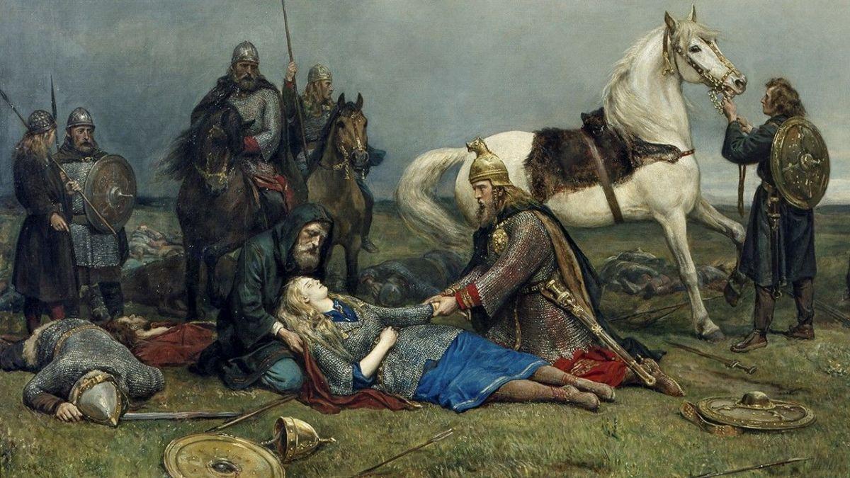 More Dna Evidence Of Viking Warrior Women